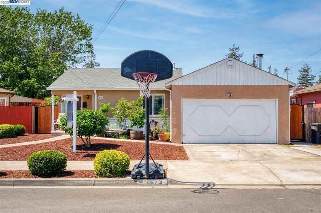24673 Tioga, Hayward, CA 94544 (#40953348) :: MPT Property
