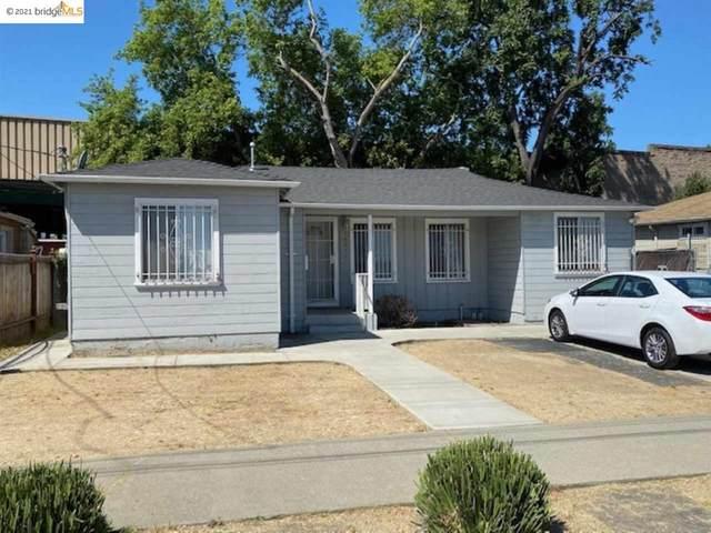 10011 Bernhardt Dr, Oakland, CA 94603 (#40953349) :: The Venema Homes Team