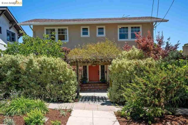 1047 Merced St, Berkeley, CA 94707 (#40953361) :: Blue Line Property Group