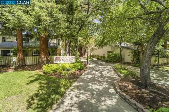 2704 Oak Rd #73, Walnut Creek, CA 94597 (#40953362) :: The Venema Homes Team