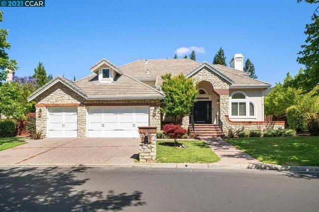 4199 Quail Run Dr, Danville, CA 94506 (#40953366) :: MPT Property