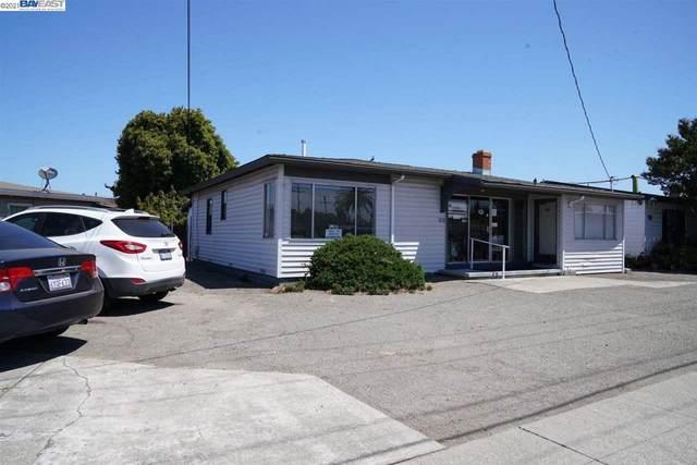 612 E Lewelling Blvd, Hayward, CA 94541 (#40953371) :: Blue Line Property Group