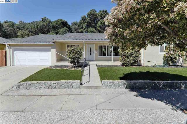 21771 Tanglewood Dr, Castro Valley, CA 94546 (#40953384) :: MPT Property