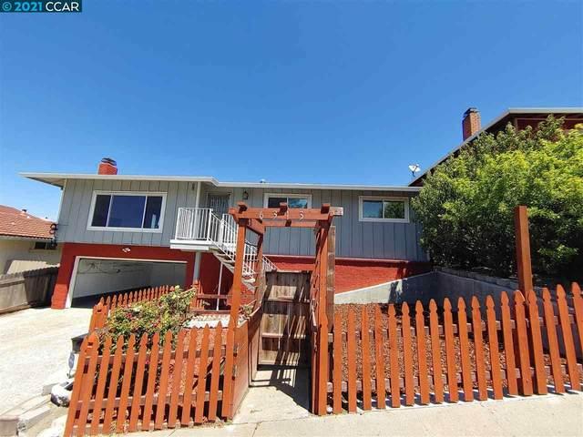 6313 Bonita, Richmond, CA 94806 (#40953412) :: MPT Property