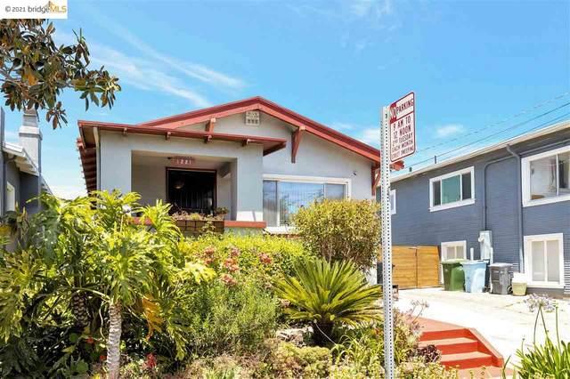 1221 Ward Street, Berkeley, CA 94702 (#40953437) :: Blue Line Property Group