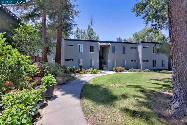 1009 Murrieta Blvd #105, Livermore, CA 94550 (#40953448) :: Sereno