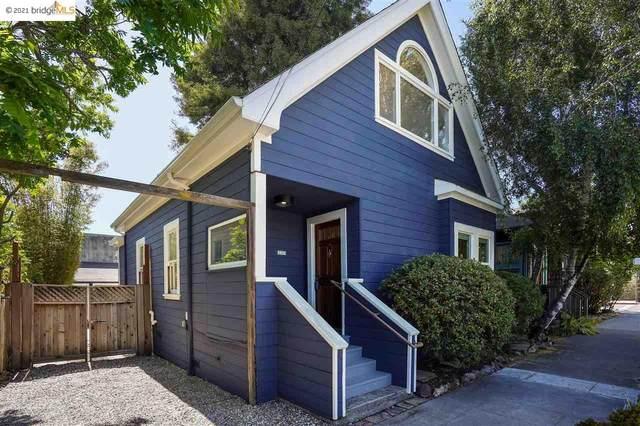 1502 Fifth St, Berkeley, CA 94710 (#40953456) :: MPT Property