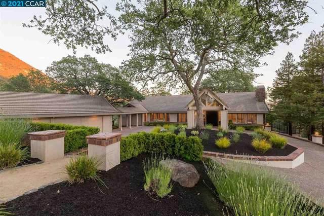 2410 Diablo Lakes Lane, Diablo, CA 94528 (#40953459) :: Realty World Property Network