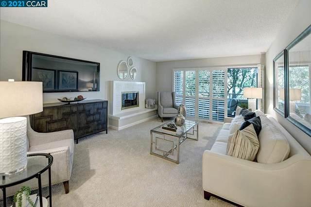 3182 Rossmoor Pkwy #4, Walnut Creek, CA 94595 (#40953469) :: Blue Line Property Group