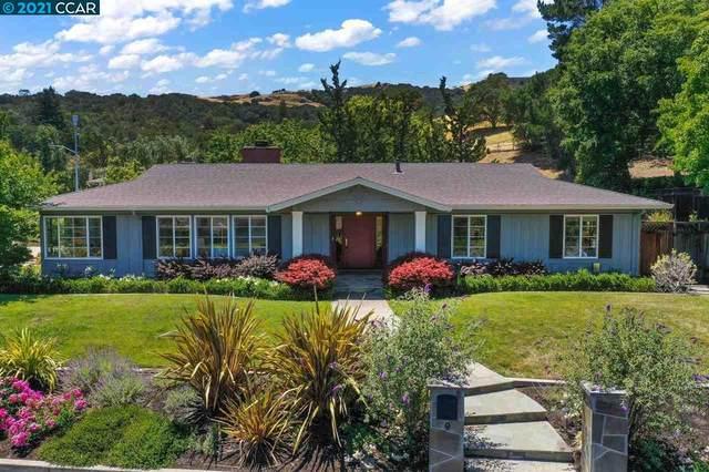 9 Sorrento Ct, Danville, CA 94526 (#40953485) :: Blue Line Property Group