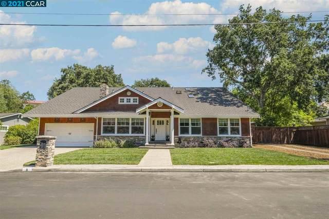 8 Compo Via, Danville, CA 94526 (#40953493) :: MPT Property