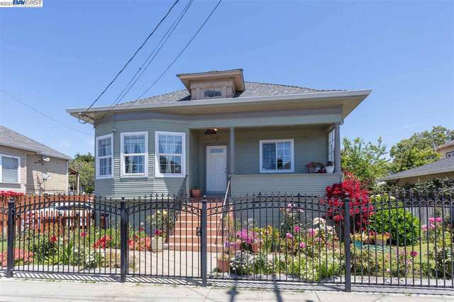 9856 A St, Oakland, CA 94603 (MLS #40953495) :: 3 Step Realty Group