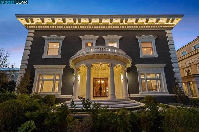 2698 Pacific Ave, San Francisco, CA 94115 (#40953497) :: Realty World Property Network