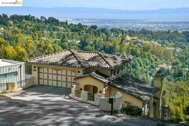 6689 Skyline Blvd, Oakland, CA 94611 (#40953503) :: MPT Property