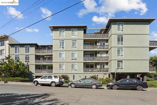 350 Perkins St #108, Oakland, CA 94610 (MLS #40953530) :: 3 Step Realty Group