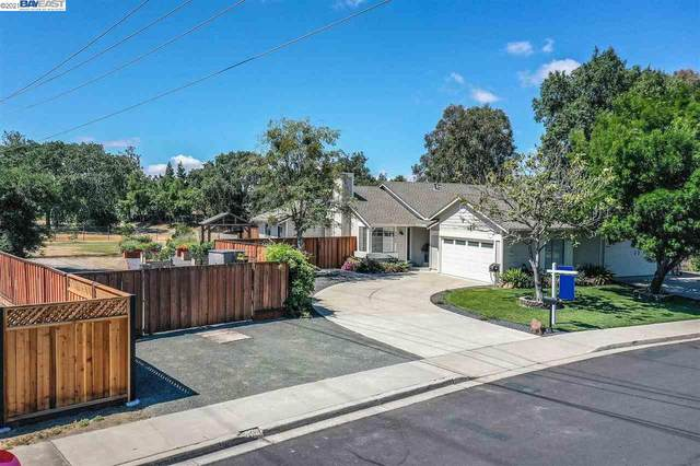 5069 Erica Way, Livermore, CA 94550 (#40953541) :: Real Estate Experts