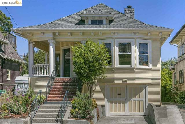 4236 Terrace Street, Oakland, CA 94611 (#40953545) :: Blue Line Property Group