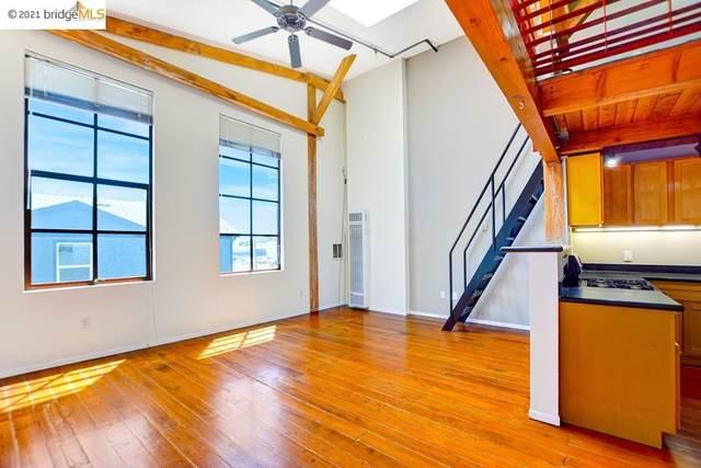 3110 Adeline St #118, Oakland, CA 94608 (#40953547) :: Blue Line Property Group