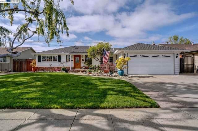 38551 Granville Dr, Fremont, CA 94536 (#40953550) :: MPT Property
