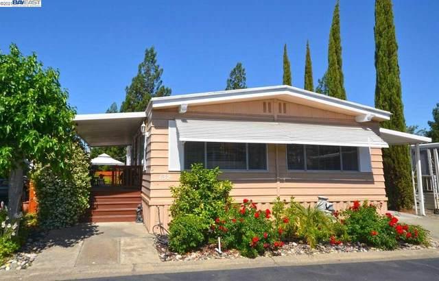 3231 Vineyard Ave., #132 #132, Pleasanton, CA 94566 (#40953567) :: Blue Line Property Group