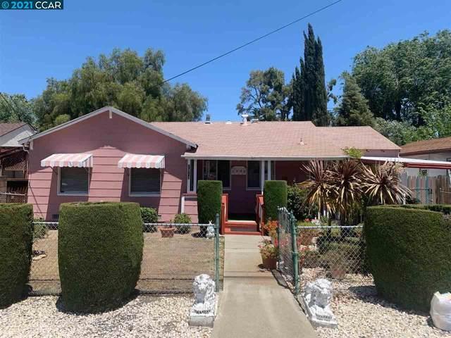 2343 Crescent Dr, Concord, CA 94520 (#40953579) :: MPT Property