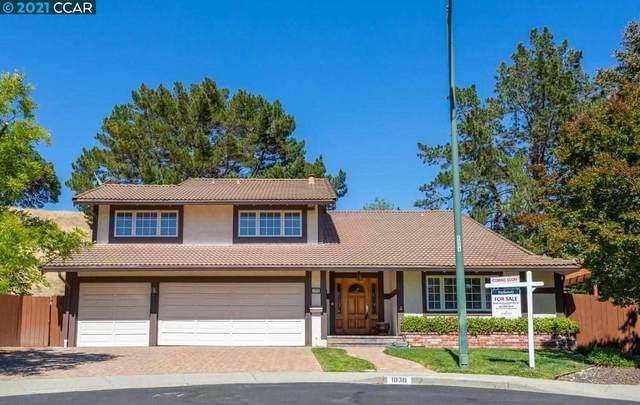 1030 Knightwood Ct, Walnut Creek, CA 94596 (#40953587) :: Sereno