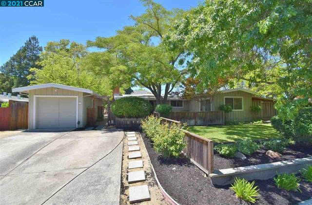 11 San Luis Court, Walnut Creek, CA 94597 (#40953596) :: MPT Property