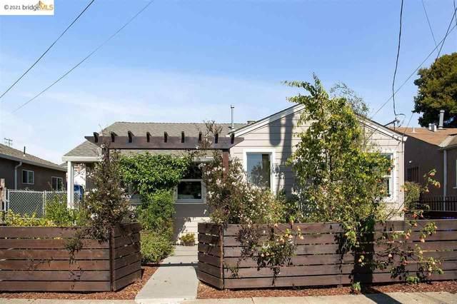 770 9Th St, Richmond, CA 94801 (#40953605) :: The Venema Homes Team