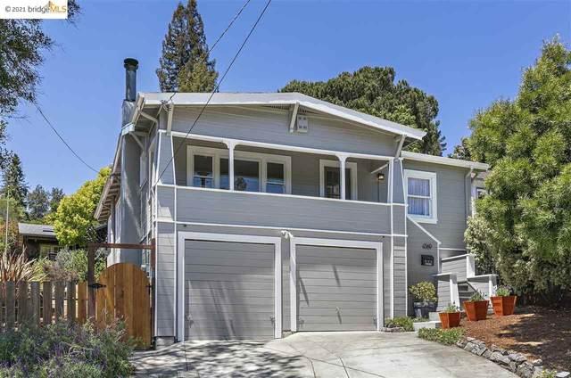4369 Rettig Ave, Oakland, CA 94602 (#40953615) :: MPT Property