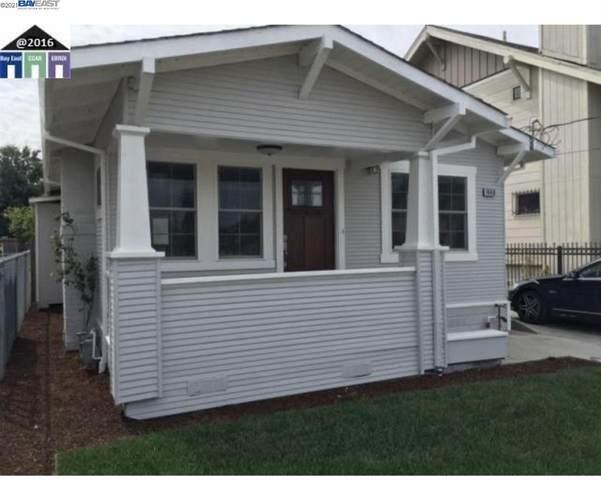 1448 79th Avenue, Oakland, CA 94621 (#40953616) :: Blue Line Property Group