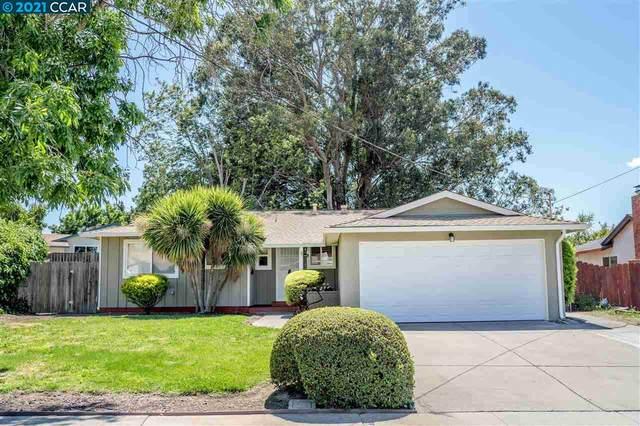 2667 Shamrock Dr, San Pablo, CA 94806 (#40953649) :: Blue Line Property Group