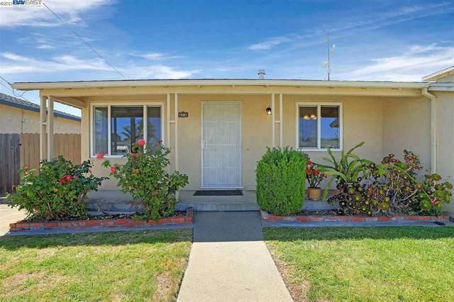 15321 Edgemoor St, San Leandro, CA 94579 (#40953650) :: Real Estate Experts