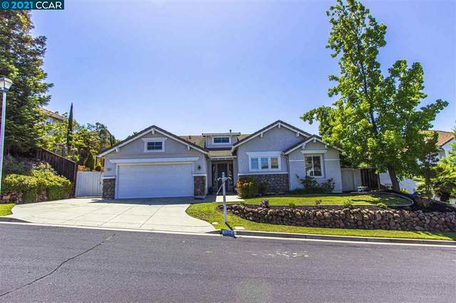 1004 Rolling Woods Way, Concord, CA 94521 (#40953659) :: Blue Line Property Group