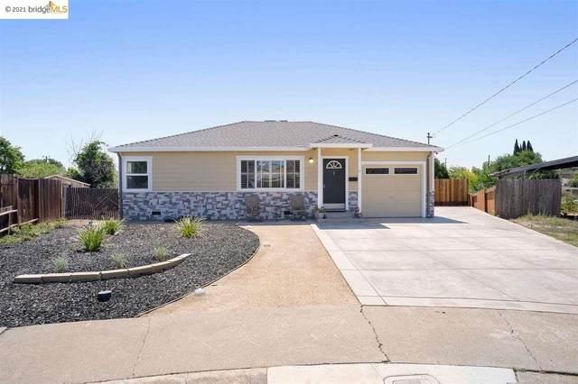6 Madill Ct, Antioch, CA 94509 (#40953669) :: MPT Property