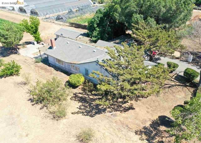 2680 Walnut Blvd, Brentwood, CA 94513 (#40953670) :: MPT Property