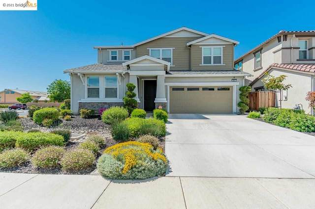 812 Emilio Dr, Brentwood, CA 94513 (#40953689) :: Armario Homes Real Estate Team