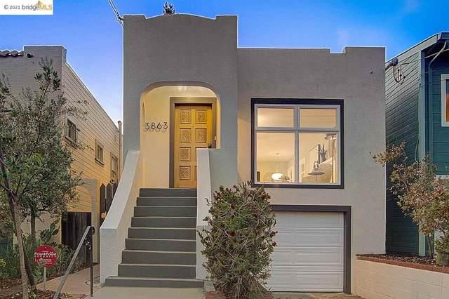 3863 Patterson Ave, Oakland, CA 94619 (#40953690) :: MPT Property