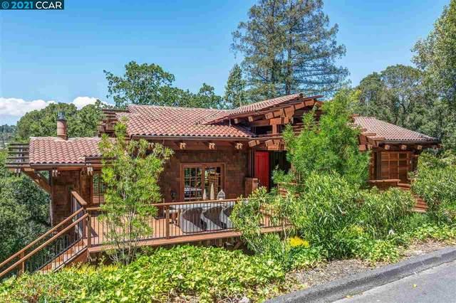85 Underhill Road, Orinda, CA 94563 (#40953703) :: Sereno