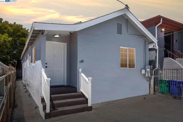 685 7Th St, Richmond, CA 94801 (#40953725) :: MPT Property