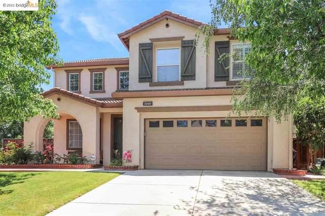2040 Redbud Way, Antioch, CA 94509 (#40953734) :: MPT Property