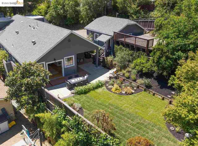 6021 La Salle Ave, Oakland, CA 94611 (#40953749) :: MPT Property