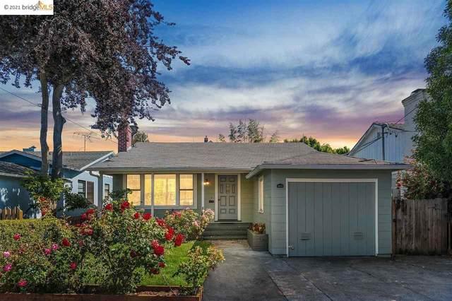 3031 Davis St, Oakland, CA 94601 (#40953754) :: The Venema Homes Team