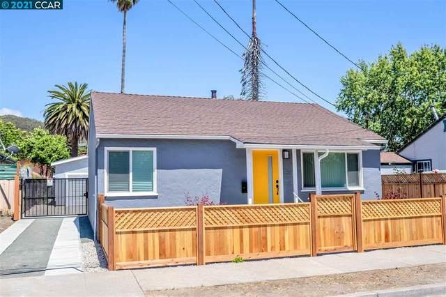 1220 Amador St, San Pablo, CA 94806 (#40953769) :: Blue Line Property Group