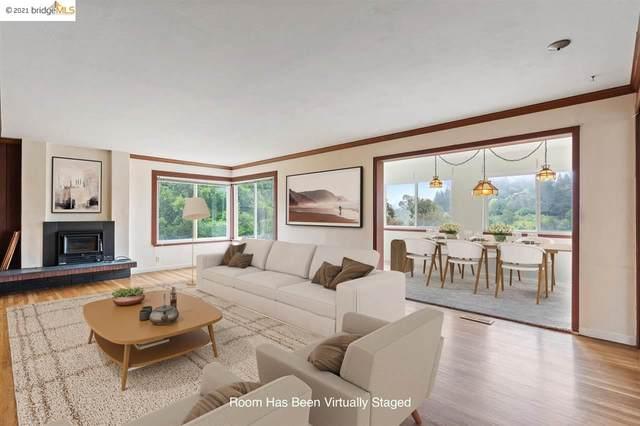 636 Beloit Ave, Kensington, CA 94708 (#40953770) :: MPT Property