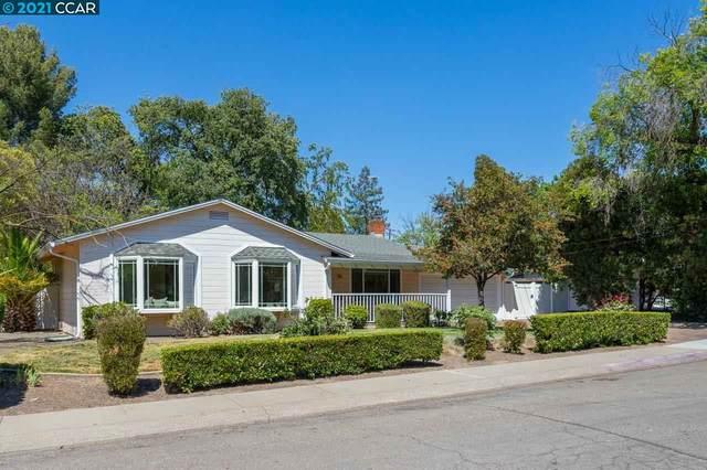 90 Santa Barbara Road, Pleasant Hill, CA 94523 (#40953782) :: Blue Line Property Group