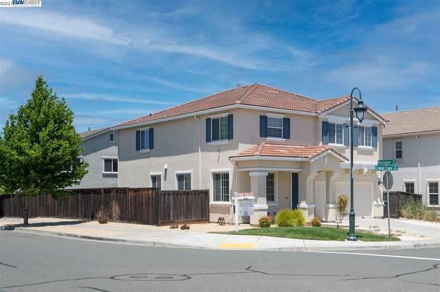 4548 Crimson Clover Dr, Fairfield, CA 94534 (#40953785) :: MPT Property