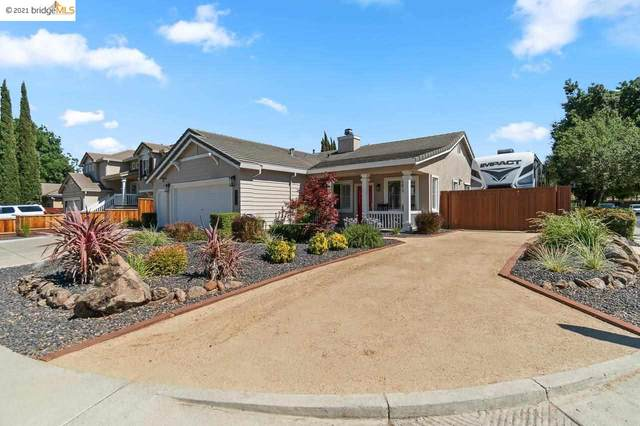 1810 Diamond Springs Ln, Brentwood, CA 94513 (#40953795) :: MPT Property