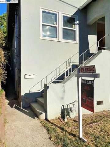 2416 23rd Avenue, Oakland, CA 94606 (#40953800) :: MPT Property