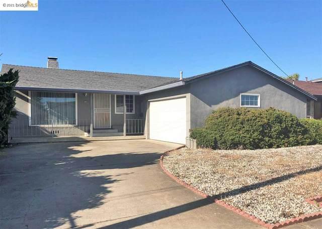 15286 Laverne Dr, San Leandro, CA 94579 (#40953806) :: MPT Property