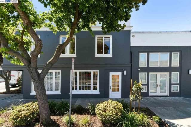 4300 Horton Street Loft Suite 14, Emeryville, CA 94608 (#40953828) :: MPT Property